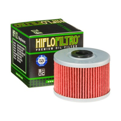 Hiflo olajszűrő Honda XR250 Baja (HFF1015 Foam Filter to fit with HFF1015C filter cage  HF112